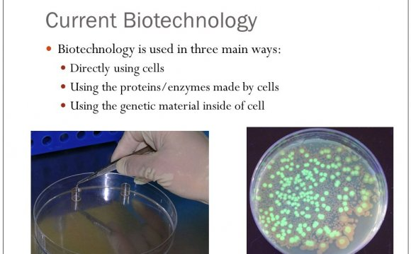 Current Biotechnology