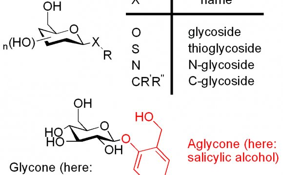 Aglycone and sugar compound
