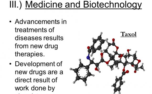 Medicine and Biotechnology