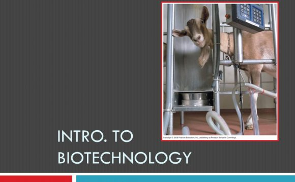 INTRO. TO BIOTECHNOLOGY Gene
