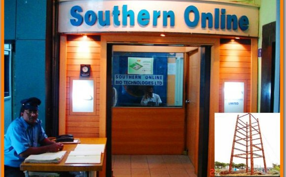Counter of Southern Online