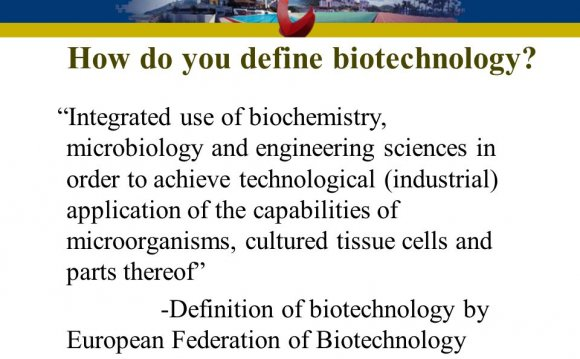 Research Topics in Biotechnology