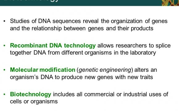Biotechnology definition Biology