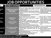 Jobs related to Biotechnology