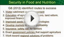 Biotechnology and Opportunities for Agriculture Today and