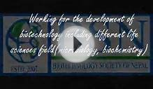 Introduction: Biotechnology Society of Nepal (BSN)