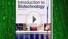 Introduction to Biotechnology PDF Download