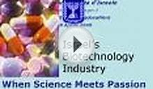 Israels Biotechnology Industry