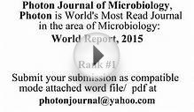 Journal of Microbiology and Biotechnology Research