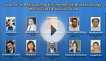 Journal of Petroleum & Environmental Biotechnology | OMICS